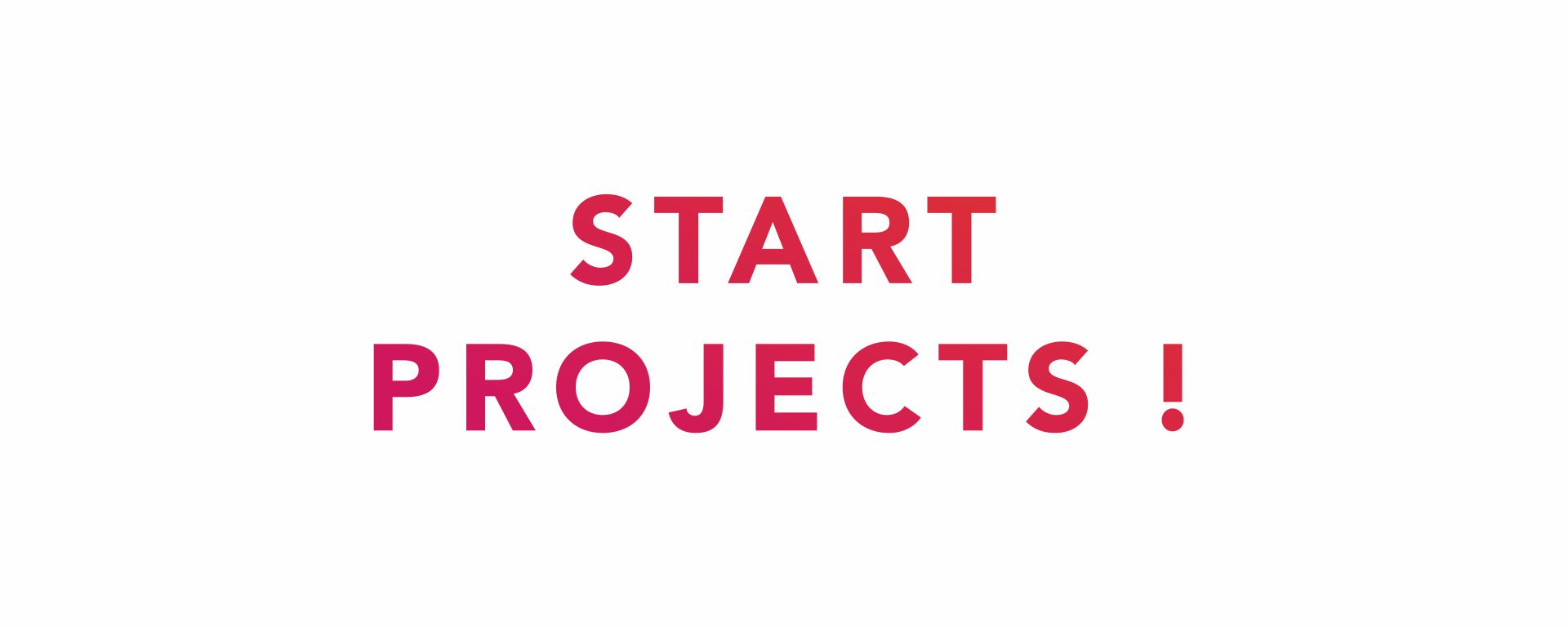 start project 2